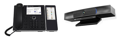 AudioCodes business phones and meeting devices
