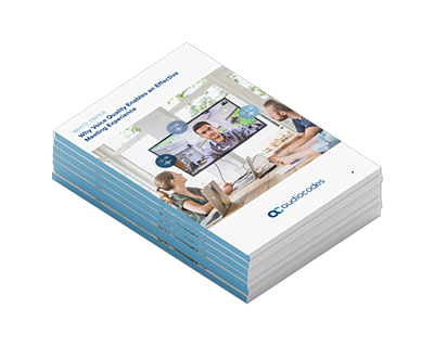Download White Paper: Why Voice Quality Enables an Effective Meeting Experience