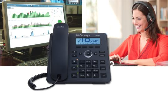 AudioCodes IP Phone