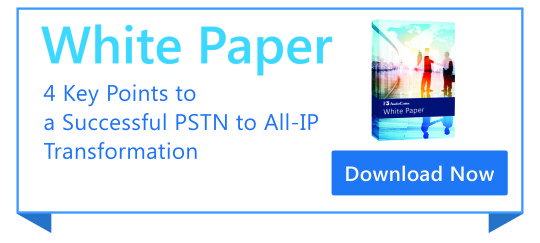 WP - 4 Key Points to Successful PSTN to All-IP Transformation Journey