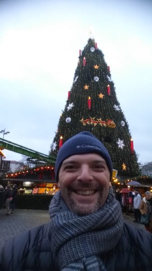 Yaniv Christmas tree Germany