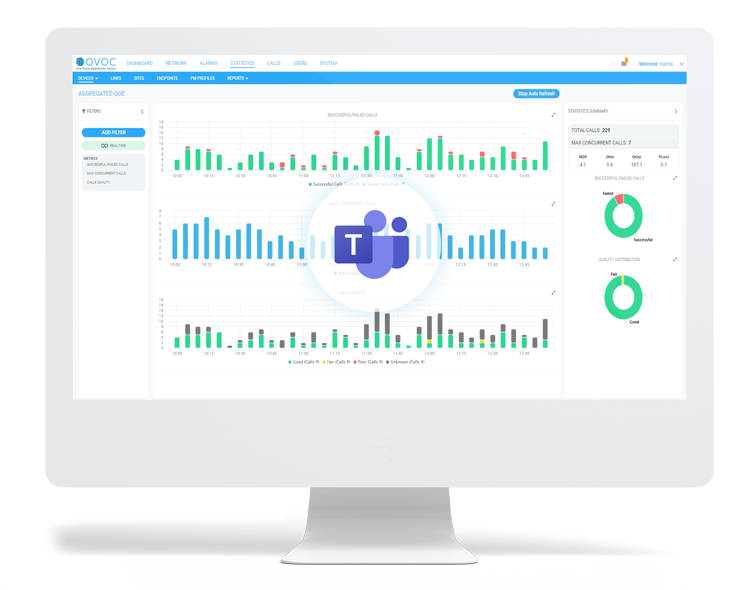 OVOC-QoE-Monitoring-for-Microsoft-Teams-Front-Screen